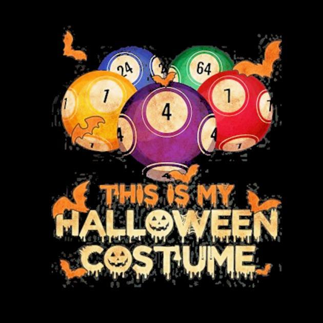 Bingo halloween costume funny gift preview