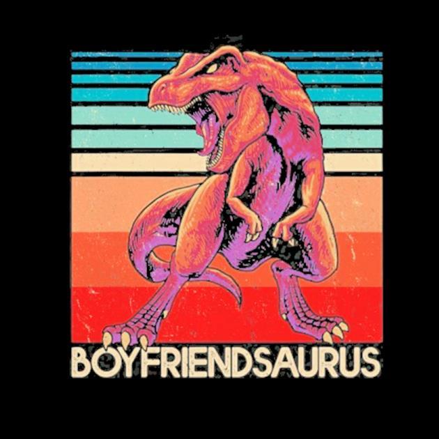 Boyfriendsaurus t rex boyfriend saurus dinosaur preview
