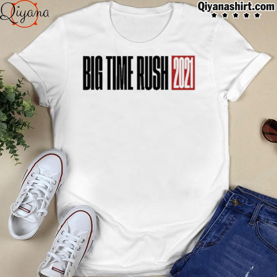 2021 big time rush shirt