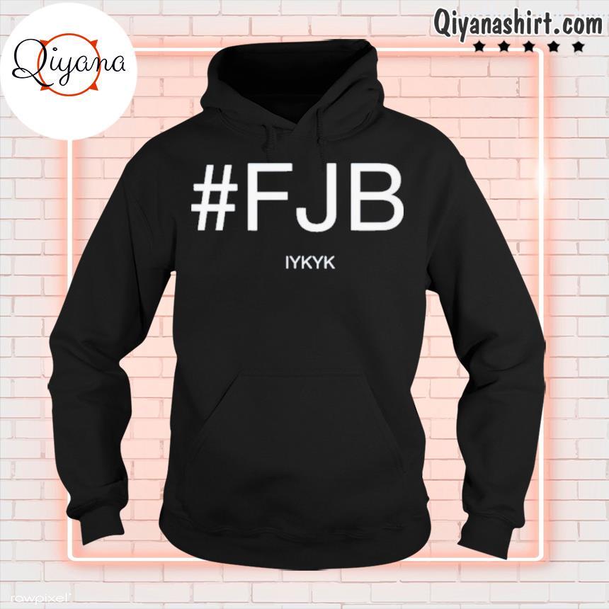 #fjb ifykyk biden shirts hoodie-black